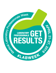 Lab Week Coalition Logo Outlined 2C