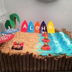 Maui Cake