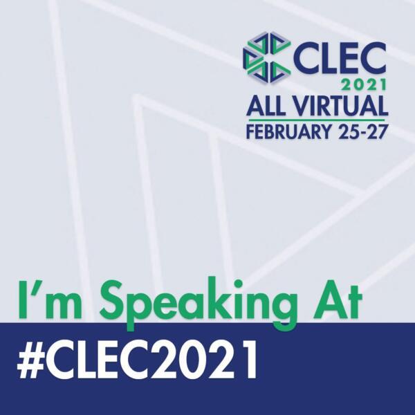 CLEC 2021 Speaking Insta