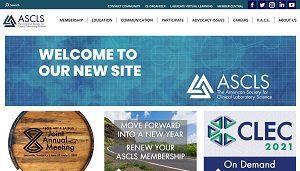ASCLS.org Homepage