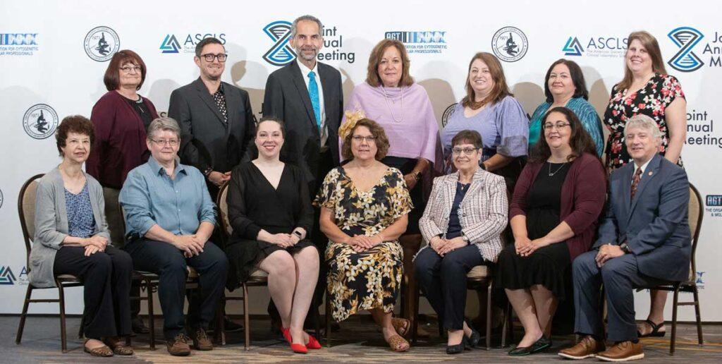 ASCLS Board of Directors 2021-2022