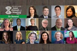 2021 Joint Annual Meeting On Demand
