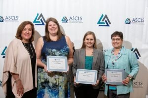 2021 ASCLS PAC Fundraising Award
