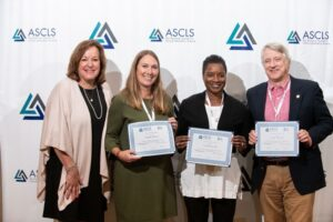 2021 Joint Annual Meeting Poster Competition Winners